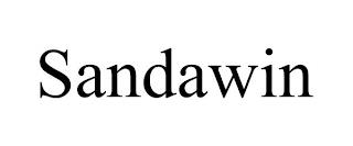 SANDAWIN trademark