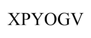XPYOGV trademark