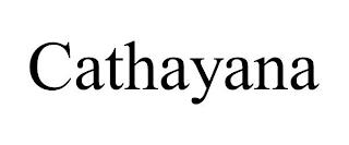 CATHAYANA trademark