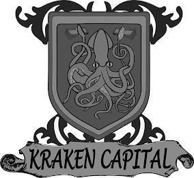 KRAKEN CAPITAL trademark