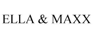 ELLA & MAXX trademark