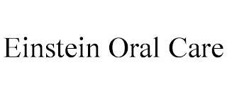 EINSTEIN ORAL CARE trademark