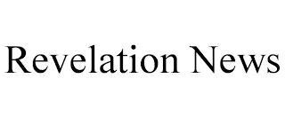 REVELATION NEWS trademark
