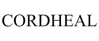 CORDHEAL trademark