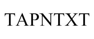 TAPNTXT trademark