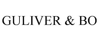 GULIVER & BO trademark