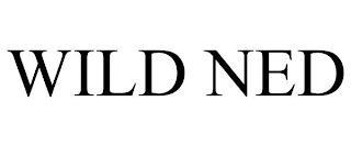 WILD NED trademark