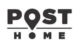 POST HOME trademark