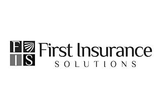 F I S FIRST INSURANCE SOLUTIONS trademark