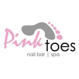 PINK TOES NAIL BAR | SPA trademark