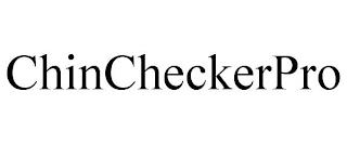 CHINCHECKERPRO trademark