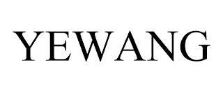 YEWANG trademark