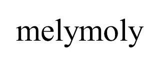 MELYMOLY trademark