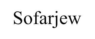 SOFARJEW trademark