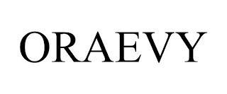 ORAEVY trademark