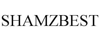 SHAMZBEST trademark