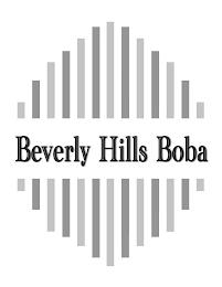 BEVERLY HILLS BOBA trademark