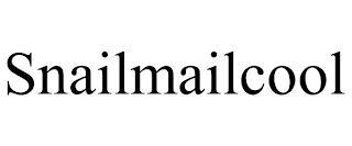 SNAILMAILCOOL trademark