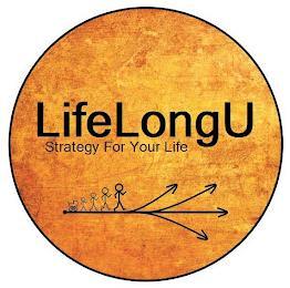 LIFELONGU STRATEGY FOR YOUR LIFE trademark