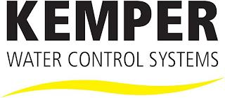 KEMPER WATER CONTROL SYSTEMS trademark