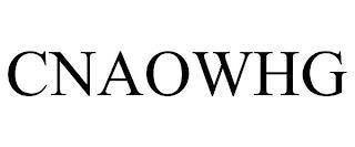 CNAOWHG trademark