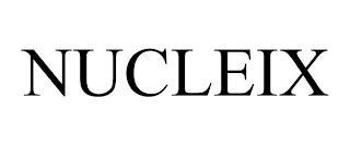 NUCLEIX trademark