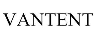 VANTENT trademark