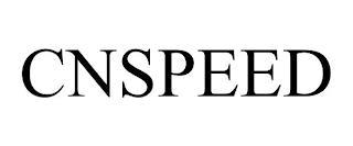 CNSPEED trademark