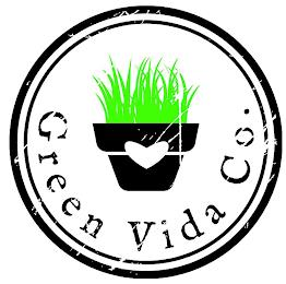 GREEN VIDA CO. trademark