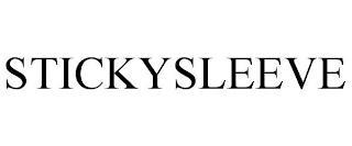STICKYSLEEVE trademark