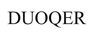DUOQER trademark