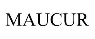 MAUCUR trademark