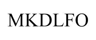 MKDLFO trademark
