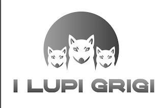 I LUPI GRIGI trademark
