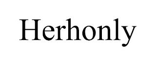 HERHONLY trademark