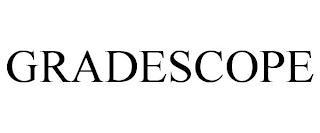 GRADESCOPE trademark