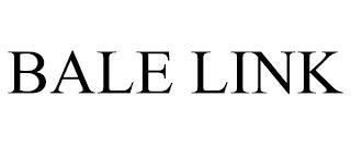 BALE LINK trademark