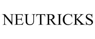 NEUTRICKS trademark