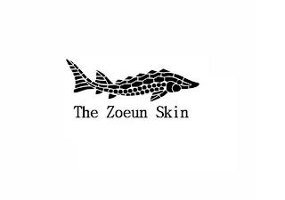 THE ZOEUN SKIN trademark