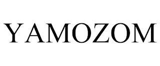 YAMOZOM trademark