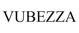 VUBEZZA trademark