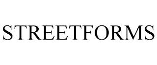 STREETFORMS trademark