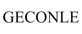 GECONLE trademark