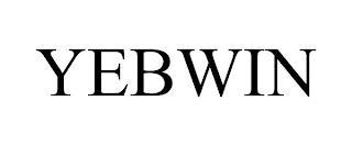 YEBWIN trademark