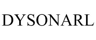 DYSONARL trademark