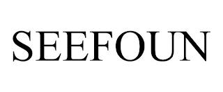 SEEFOUN trademark