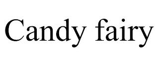 CANDY FAIRY trademark