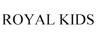 ROYAL KIDS trademark