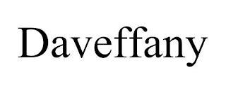 DAVEFFANY trademark