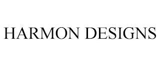 HARMON DESIGNS trademark